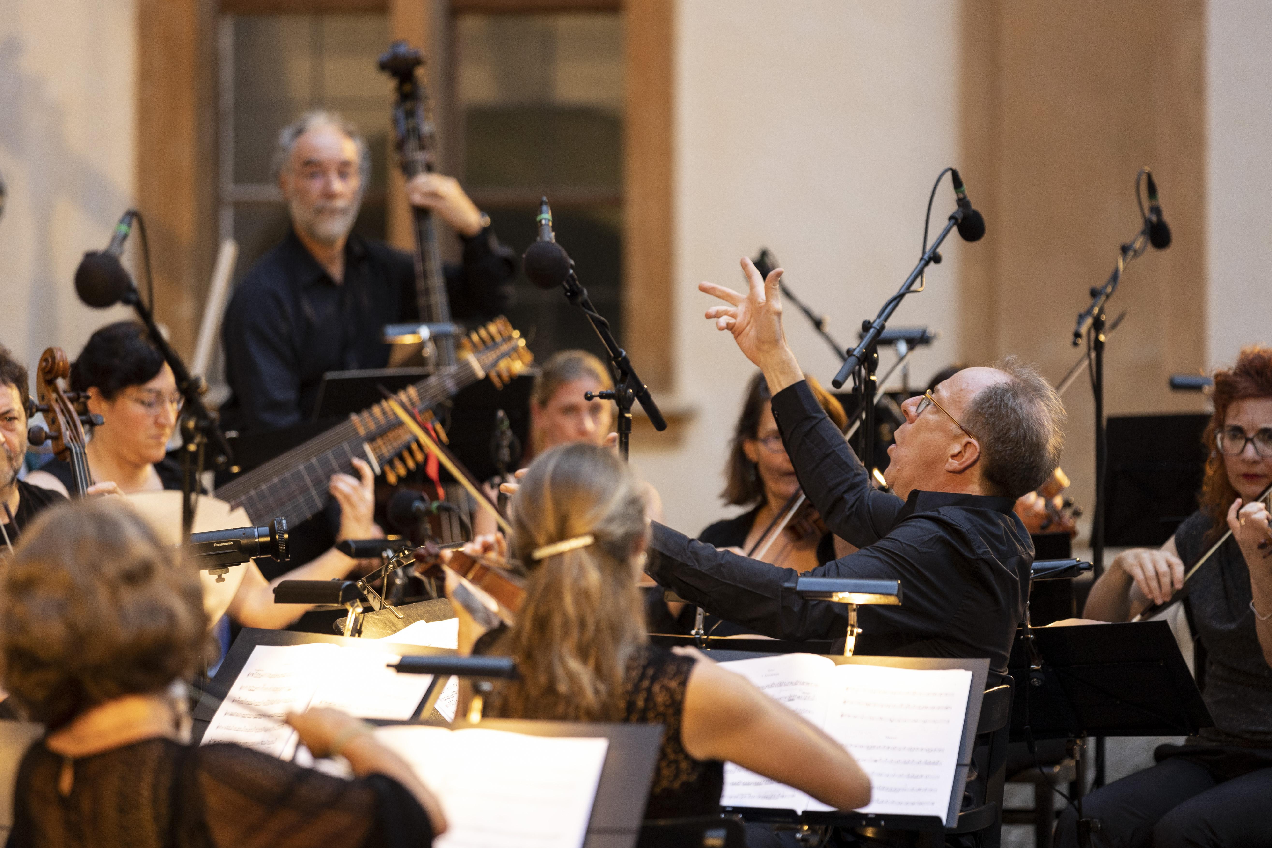Zefiro Barockorchester unter Alfredo Bernardini