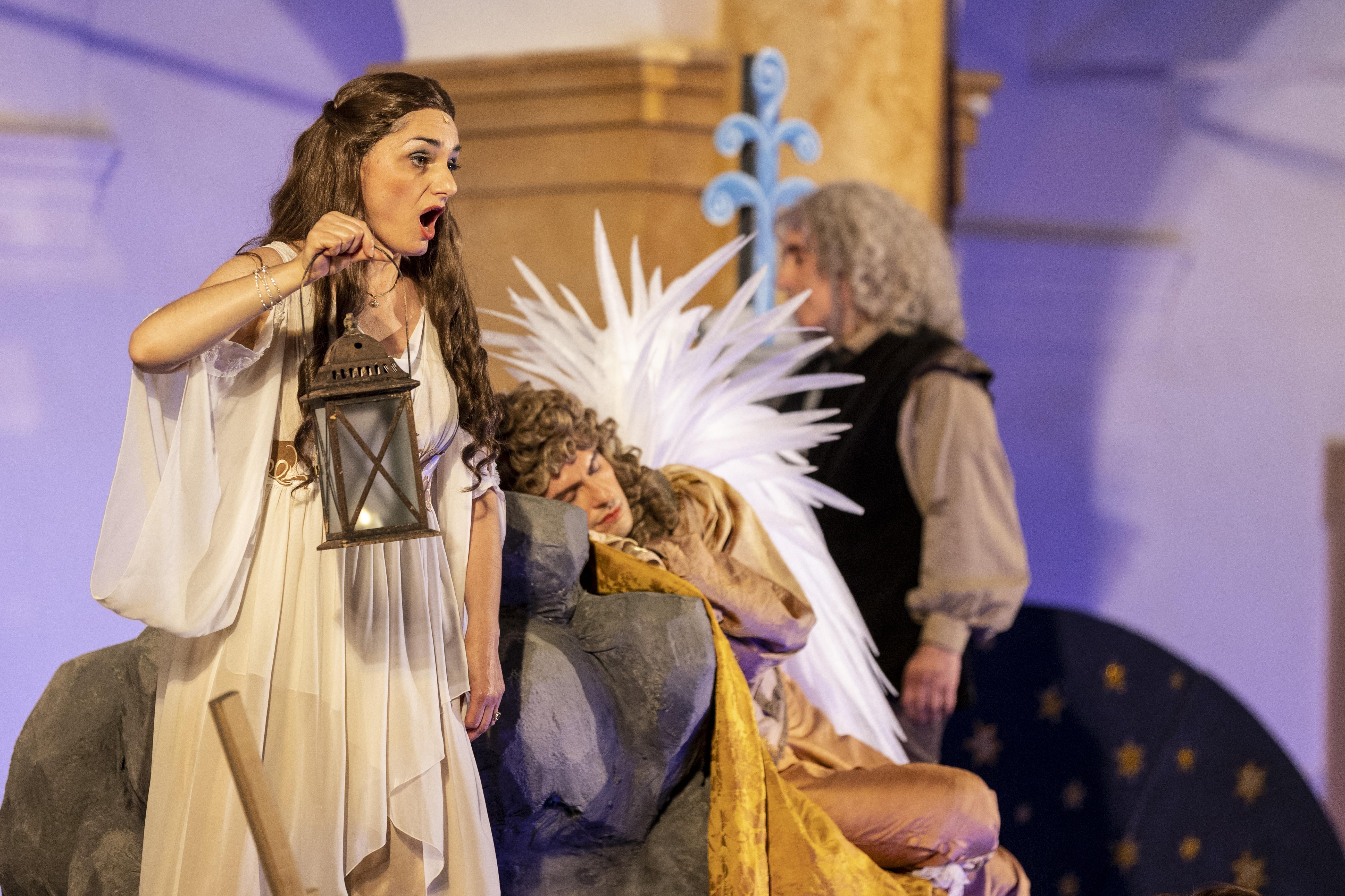 Monica Piccinini als Psiche